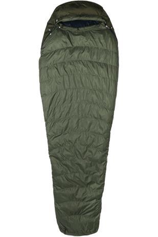 Marmot Fulcrum Eco 30 Makuupussi regular , vihreä