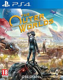 The Outer Worlds, PS4 -peli