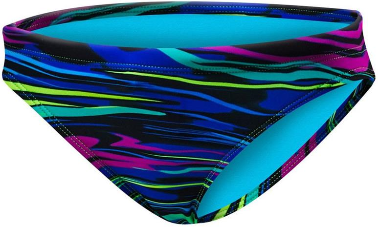 TYR Fresno Mini Bikinihousut Naiset, blue/multi