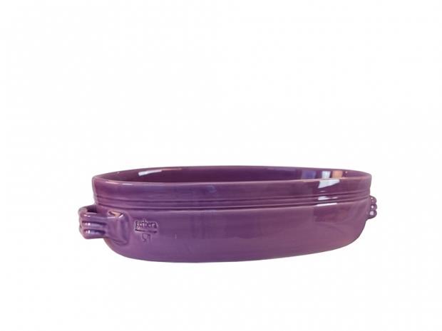 Gerbera Toscana Gratiinivuoka 34 x 23 cm Keramiikka Violetti