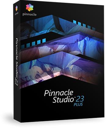 Corel Pinnacle Studio 23 Plus, videonkäsittelyohjelmisto