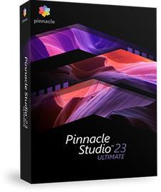 Corel Pinnacle Studio 23 Ultimate, videonkäsittelyohjelmisto
