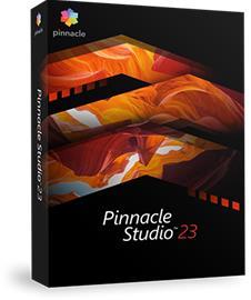 Corel Pinnacle Studio 23 Standard, videonkäsittelyohjelmisto
