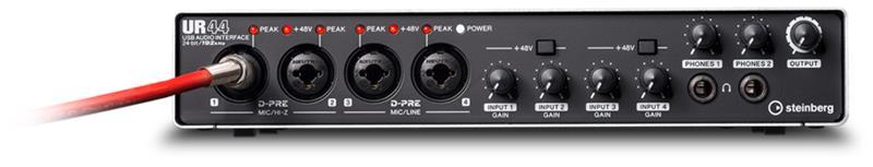 Steinberg UR44, USB-äänikortti