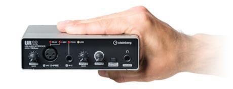 Steinberg UR12, USB-äänikortti