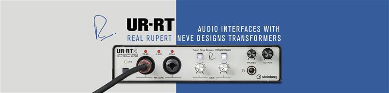 Steinberg UR-RT2, USB-äänikortti
