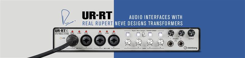 Steinberg UR-RT4, USB-äänikortti