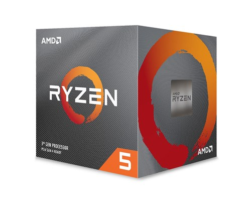 AMD Ryzen 5 3600X, prosessori