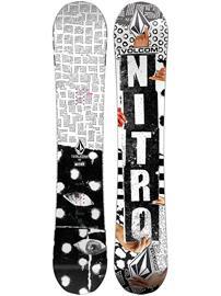 Nitro Beast X Volcom 157 2020 uni Miehet