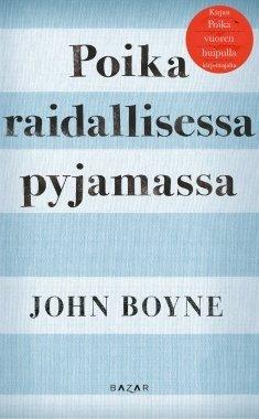 Poika raidallisessa pyjamassa (John Boyne), kirja
