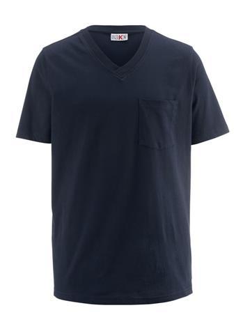 """Roger Kent"""" """"V-pääntiellinen T-paita Laivastonsininen"""
