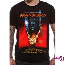 Rockshirts Army Of Darkness - Poster T-Paita