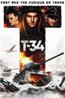 T-34 (2018, Blu-Ray), elokuva