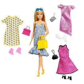 Barbie – Doll and Party Fashion (GDJ40)