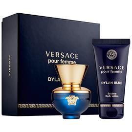 Versace - Dylan Blue Femme EDP 50 ml + Body Lotion 50 ml - Giftset