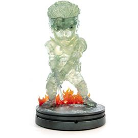 Metal Gear Solid (Stealth Camo. Clear Solid Snake) 20cm PVC