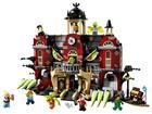 Lego Hidden Side 70425, Newburyn kummituskoulu (Newbury Haunted High School)