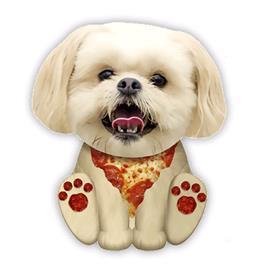 Squishies - Large - Pizza Dog