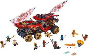 Lego Ninjago 70677, Land Bounty