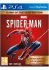 Marvel's Spider-Man Game of the Year Edition, PS4-peli