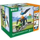 BRIO - 33962 Smart Tech -konttinosturi