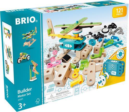 Brio Builder 34591, moottorisetti