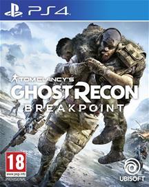 Tom Clancy's Ghost Recon: Breakpoint, PS4 -peli