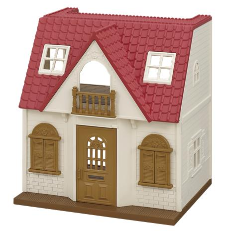 Sylvanian Families - Red Roof Cosy Cottage (5303)