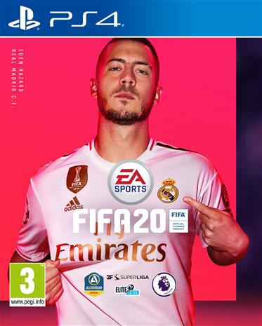 FIFA 20, PS4-peli