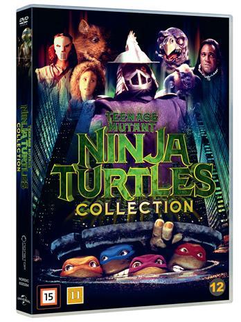 Teenage Mutant Ninja Turtles Box (3 disc), elokuva