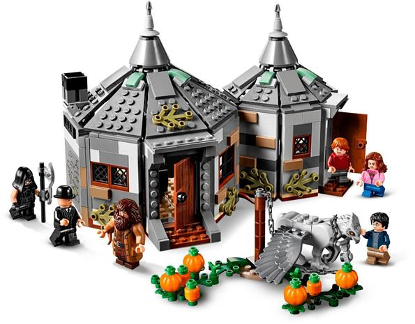 Lego Harry Potter 75947, Hagrid's Hut: Buckbeak's Rescue