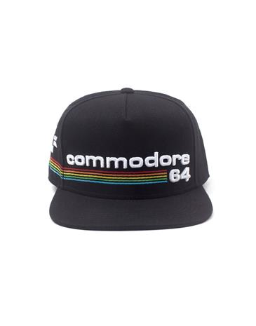 Commodore 64 - Full Rainbow Snapback (One-size)