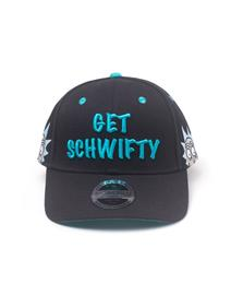 Rick & Morty - Get Schwifty Curved Bill Cap (One-size)