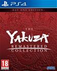 Yakuza Remastered Collection, PS4 -peli