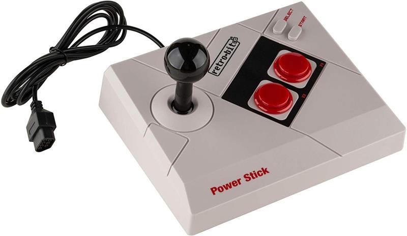 Retro-Bit Power Stick, NES -ohjain