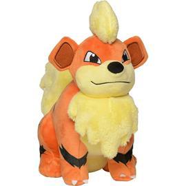 Pokemon Growlithe 20cm Pehmo