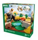 Brio World 33960, Safari Adventure Set