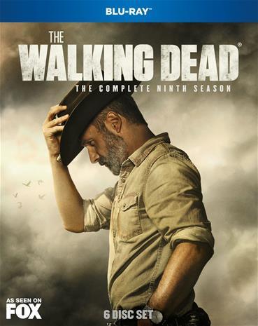 The Walking Dead: Kausi 9 (Blu-ray), TV-sarja