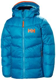 HELLY HANSEN Jr Isfjord Down Mix Jacket lasten untuvatakki