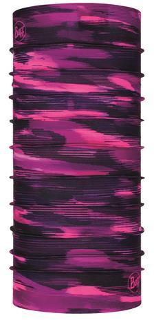 Buff Original Monikäyttöhuivi, elektrik pink fluor, Urheiluasusteet