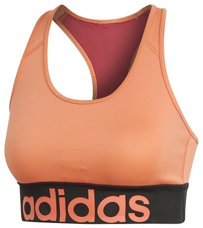 ADIDAS D2M Logo Bra naisten urheiluliivit