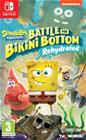 SpongeBob SquarePants: Battle for Bikini Bottom Rehydrated, Nintendo Switch -peli