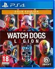 Watch Dogs 3: Legion Gold Edition, PS4-peli