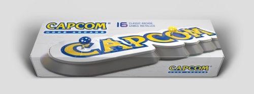 Capcom Home Arcade, retrokonsoli