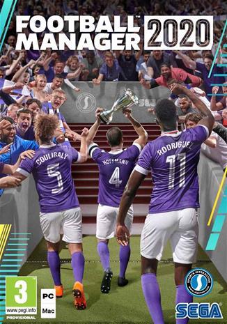 Football Manager 2020, PC -peli
