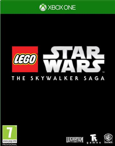 Lego Star Wars: The Skywalker Saga, Xbox One -peli