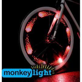 Monkey Light M210R, huomiovalot