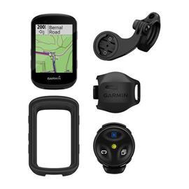 Edge 530 GPS Bike Computer MTB Bundle with V Sensor + Remote Control + Sleeve
