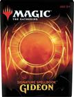 Magic the Gathering: Signature Spellbook - Gideon