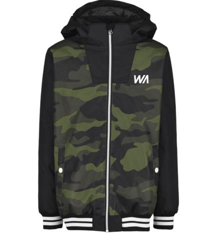 Warp J ACE JACKET CAMO PRINTED